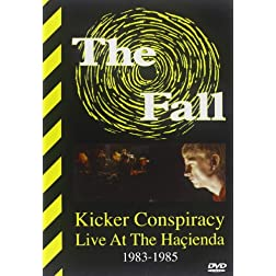 Kicker Conspiracy: Live at the Hacienda 1983-1985