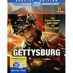 Gettysburg [Blu-ray]