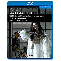 Puccini: Madama Butterfly [Blu-ray]