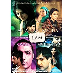 I Am (2011) (Social Hindi Film / Bollywood Movie / Indian Cinema DVD)