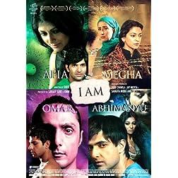 I Am (2011) (Social Hindi Film / Bollywood Movie / Indian Cinema DVD)