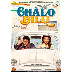 Chalo Dilli (2011) (Comedy Hindi Film / Bollywood Movie / Indian Cinema DVD)