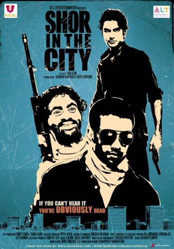 Shor In The City (2011) (Hindi Film / Bollywood Movie / Indian Cinema DVD)