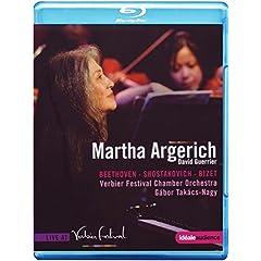 Verbier Festival 2010 - Martha Argerich [Blu-ray]