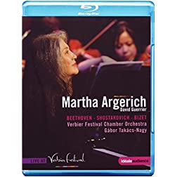 Verbier Festival 2010 - Martha Argerich [Blu-ray]