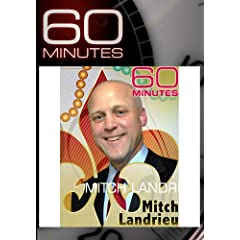 60 Minutes - Mitch Landrieu (May 1, 2011)