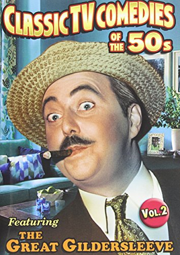 "Classic TV Comedies of the 50s (Featuring """"The Great Gildersleeve""""), Volume 2"