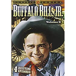 Buffalo Bill Jr., Volume 6