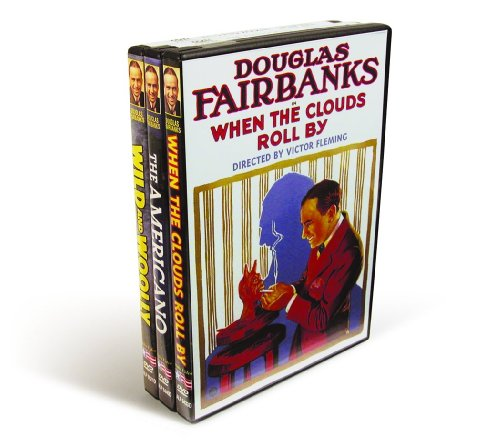 Fairbanks Silent Rarities: (When The Clouds Roll By / The Americano / Wild And Wooly) (3-DVD)