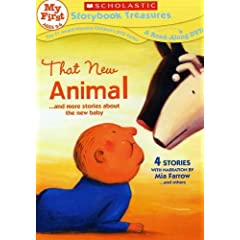That New Animal & More Stories About a New Baby