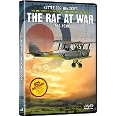 Raf at War 1918-1939