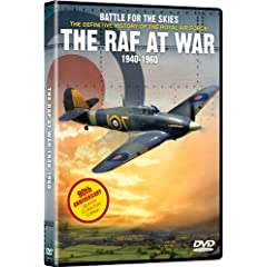 Raf at War 1940-1960