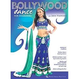 Bollywood Dance for Beginners with Jaya Vaswani