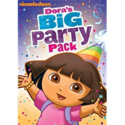 Dora's Big Party Pack