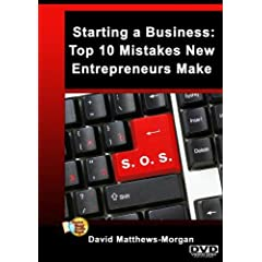 Starting a Business: Top 10 Mistakes New Entrepreneurs Make