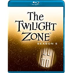 The Twilight Zone: Season 5 [Blu-ray]