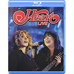 Heart: Live [Blu-ray]