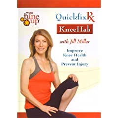 Quickfix Rx: Kneehab for Knee Health with Jill Miller