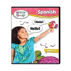 Brainy Baby Spanish DVD: Deluxe Edition