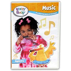 Brainy Baby Music DVD: Deluxe Edition
