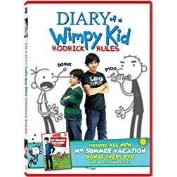 Diary of a Wimpy Kid: Rodrick Rules Special Edition