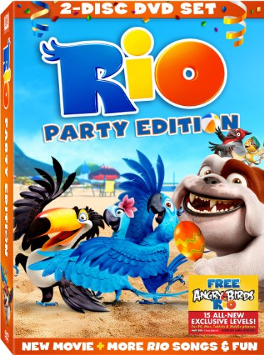 Rio: Two Disc Party Edition