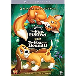 The Fox and the Hound / The Fox and the Hound Two (30th Anniversary Edition)