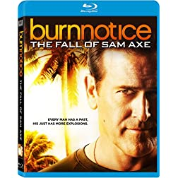 Burn Notice: The Fall of Sam Axe [Blu-ray]