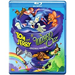Tom and Jerry & The Wizard of Oz (Blu-ray/DVD Combo + Digital Copy)