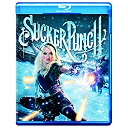 Sucker Punch (Movie-Only Edition) [Blu-ray]