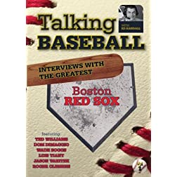 Talking Baseball with Ed Randall - Boston Red Sox - Vol. 1