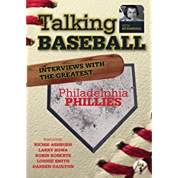 Talking Baseball with Ed Randall - Philadelphia Phillies  - Vol. 1