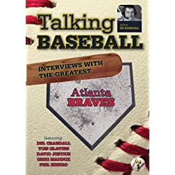 Talking Baseball with Ed Randall - Atlanta Braves - Vol. 1