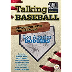 Talking Baseball with Ed Randall - Los Angeles Dodgers - Vol. 1