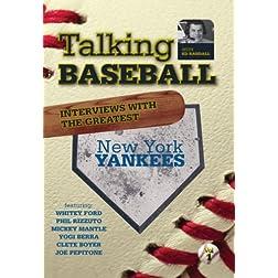 Talking Baseball with Ed Randall - New York Yankees Vol.1