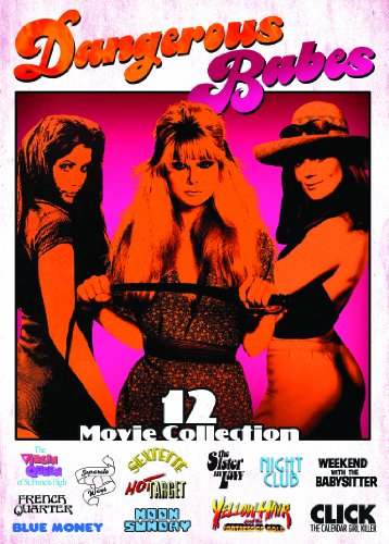 Dangerous Babes - 12 Movie Collection