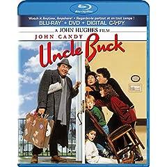 Uncle Buck [Blu-ray/DVD Combo + Digital Copy]