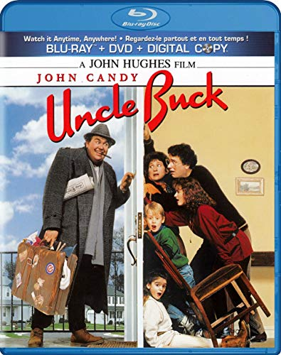Uncle Buck [Blu-ray/DVD Combo + Digital Copy]