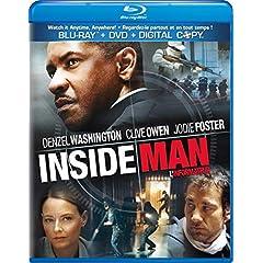 Inside Man [Blu-ray/DVD Combo + Digital Copy]