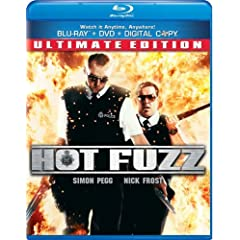 Hot Fuzz [Blu-ray/DVD Combo + Digital Copy]