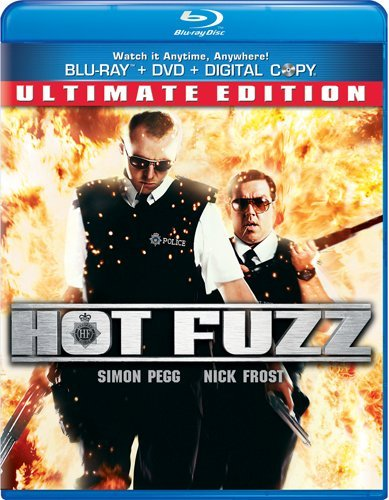 Hot Fuzz [Blu-ray/DVD Combo + Digital Copy]