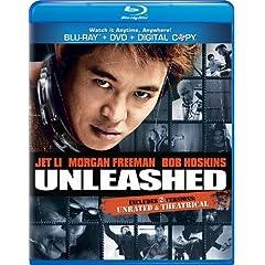 Unleashed [Blu-ray/DVD Combo + Digital Copy]