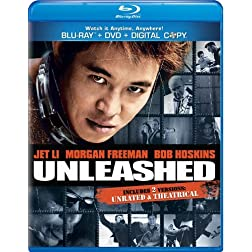 Unleashed [Blu-ray/DVD Combo + Digital Copy]