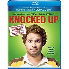 Knocked Up [Blu-ray/DVD Combo + Digital Copy]