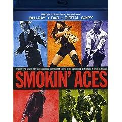 Smokin' Aces [Blu-ray/DVD Combo + Digital Copy]
