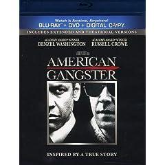 American Gangster [Blu-ray/DVD Combo + Digital Copy]