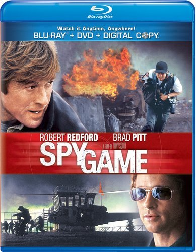Spy Game [Blu-ray/DVD Combo + Digital Copy]