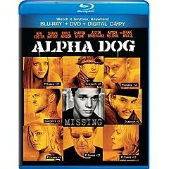 Alpha Dog (Blu-ray/DVD Combo + Digital Copy)