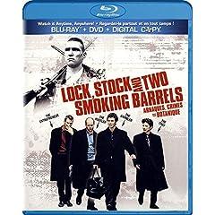 Lock, Stock and Two Smoking Barrels [Blu-ray/DVD Combo + Digital Copy]