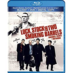 Lock, Stock and Two Smoking Barrels [Blu-ray/DVD Combo + Digital Copy]